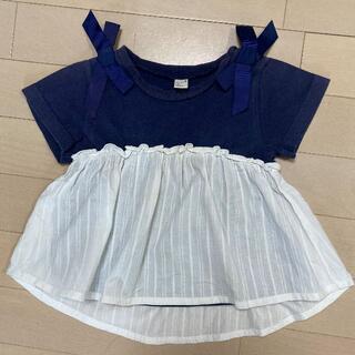 アンパサンド(ampersand)のTシャツ 90cm apres les cours(Tシャツ/カットソー)