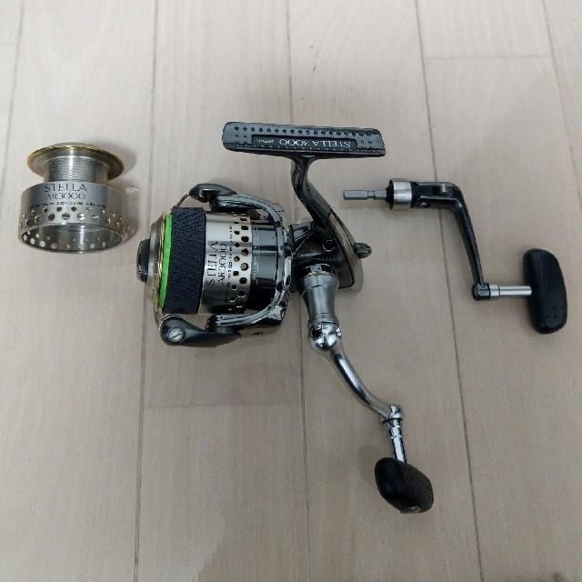 SHIMANO(シマノ)の01ステラ AR3000 【X様専用】 スポーツ/アウトドアのフィッシング(リール)の商品写真