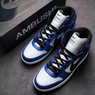 ナイキ(NIKE)のAmbush x Nike Dunk High CU7544-400(スニーカー)