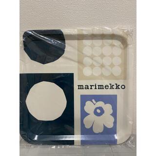 マリメッコ(marimekko)の【新品未使用】マリメッコ 70周年 co-created トレイ(その他)
