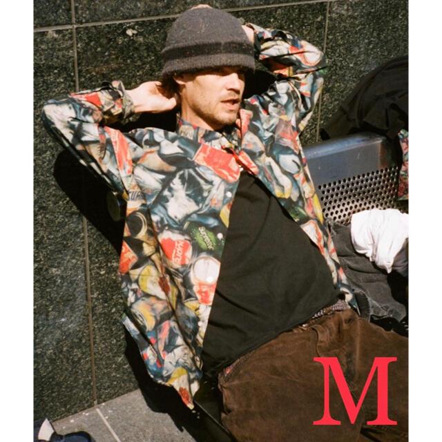 Supreme(シュプリーム)のM 21ss supreme シュプリーム Cans Shirt メンズのトップス(シャツ)の商品写真