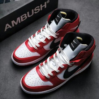 ナイキ(NIKE)のAmbush x Nike Dunk High  CU7544-102(スニーカー)