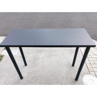 【美品】ハイテーブル 幅120×奥行45×高さ90