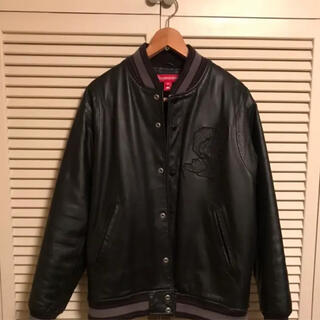 Supreme - OLD SUPREME LEATHER JACKET