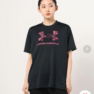 アンダーアーマー(UNDER ARMOUR)のUNDER ARMOUR アンダーアーマー UAテック アニマル ロゴ Tシャツ(ウェア)