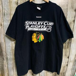 リーボック(Reebok)のReebokリーボック NHL Tシャツ(Tシャツ/カットソー(半袖/袖なし))
