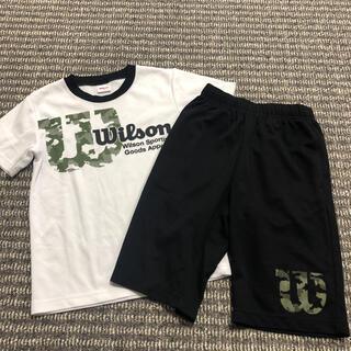 ウィルソン(wilson)のセットアップ 140cm(Tシャツ/カットソー)
