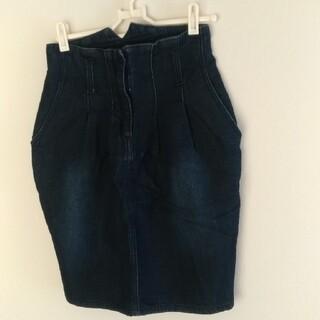 オゾック(OZOC)のOZOCタイトスカート(ひざ丈スカート)