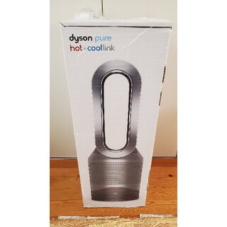 Dyson - 新品 Dyson Pure Hot + Cool Link hp03 シルバー