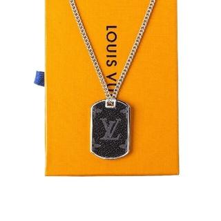 LOUIS VUITTON - Louis Vuitton ネックレス 女性 美品 男女兼用