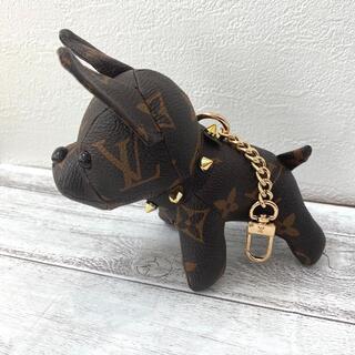 LOUIS VUITTON - 新品♡ ルイヴィトン フレンチブルドッグ キーホルダー 犬
