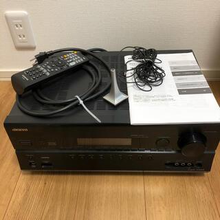 オンキヨー(ONKYO)のONKYO TX-SA608(B)(アンプ)