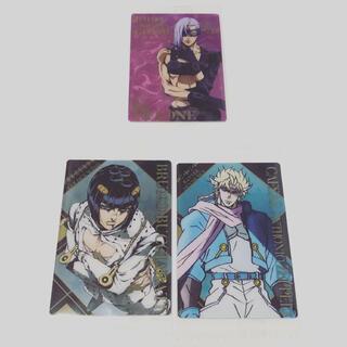BANDAI - ジョジョの奇妙な冒険 ウエハース カード