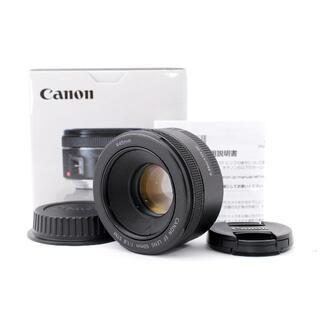 Canon - 【明るい単焦点】キャノン Canon EF 50mm F1.8 STM 元箱入り