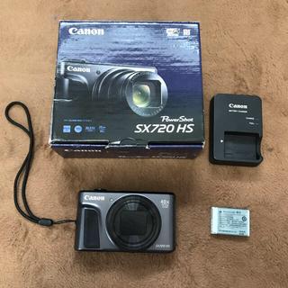 Canon - Canon PowerShot SX POWERSHOT SX720 HS BK