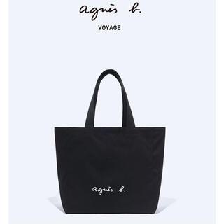 agnes b. - アニエスベー agnes b VOYAGE トートバッグ バッグ ブラック