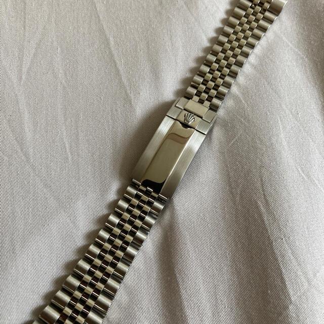 ROLEX(ロレックス)のROLEX 社外品 ジュピリーブレス 20mm メンズの時計(金属ベルト)の商品写真