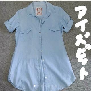 アイズビット(ISBIT)のアイズビット 半袖シャツ(Tシャツ(半袖/袖なし))
