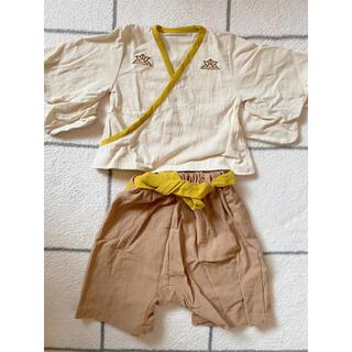 スリーコインズ(3COINS)のスリコ 袴 セット子供の日(和服/着物)