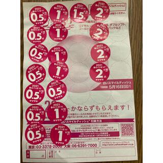 ヤマザキセイパン(山崎製パン)の山崎春のパン祭りシール2021(その他)