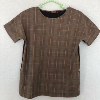 未使用 デコイ DECOY  ブラウス Tシャツ(Tシャツ(半袖/袖なし))