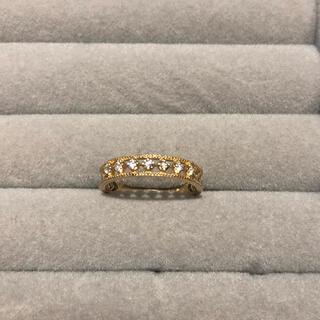 ヴァンドームアオヤマ(Vendome Aoyama)のヴァンドーム青山 ダイヤモンドリング 透かし(リング(指輪))