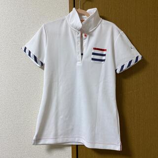 PUMA - PUMA スポーツウェア ポロシャツ レディースLサイズ