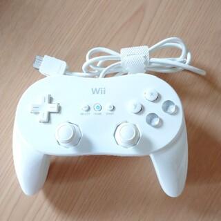 Wii - Wiiクラッシックコントローラー