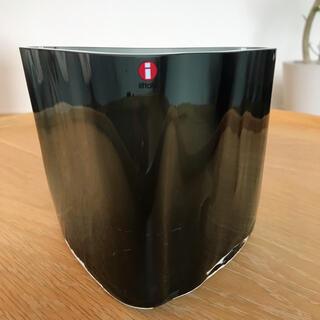 イッタラ(iittala)のアルヴァ・アアルト コレクション ベース 175×140mm ダークグレー(花瓶)