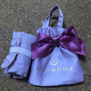 Maison de FLEUR - Maison de FLEUR エコバッグ Ted Baker財布