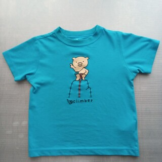 mont bell - モンベル (110㎝)Tシャツ