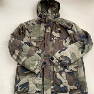 THE NORTH FACE - THE NORTH FACE*カモフラジャケット150cm