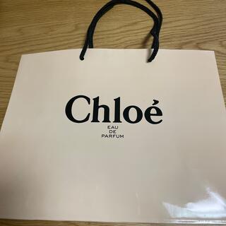 クロエ(Chloe)のChloe クロエ 紙袋(ショップ袋)