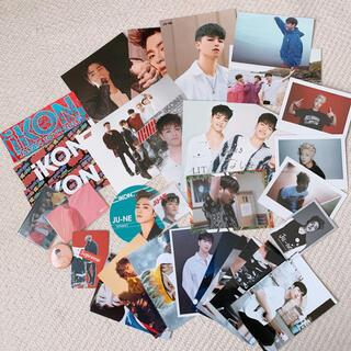 アイコン(iKON)のiKON ジュネ 公式ポストカード(K-POP/アジア)