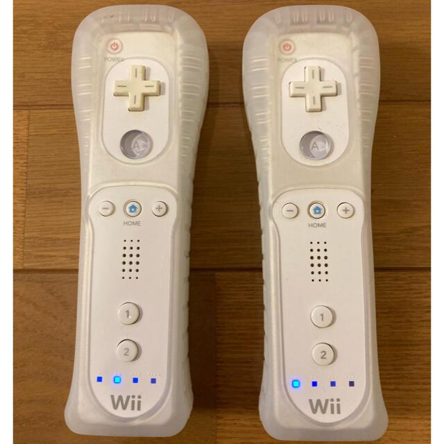 Wii(ウィー)のWii本体 付属品 ソフト 任天堂 Nintendo エンタメ/ホビーのゲームソフト/ゲーム機本体(家庭用ゲーム機本体)の商品写真
