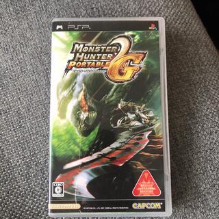 カプコン(CAPCOM)のモンスターハンターポータブル 2nd G PSP(その他)