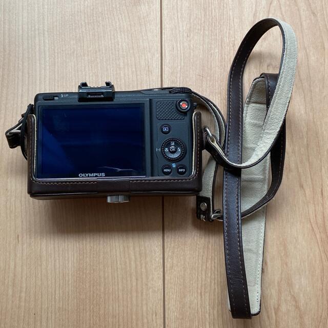 OLYMPUS(オリンパス)のオリンパス名機 OLYMPUS XZ-1  黒(付属品多数) スマホ/家電/カメラのカメラ(コンパクトデジタルカメラ)の商品写真
