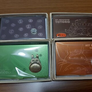 ジブリ - ジブリ メタルカードケース