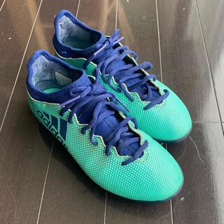 adidas - adidas サッカースパイク エックス 22.5cm