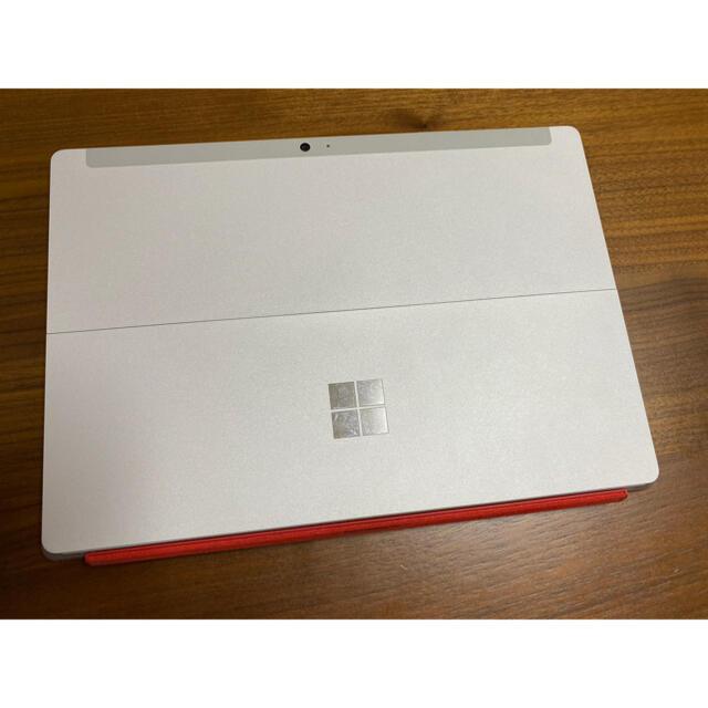 Microsoft(マイクロソフト)の【美品】surface3, Office付,キーボードカバー付 スマホ/家電/カメラのPC/タブレット(タブレット)の商品写真