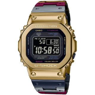 G-SHOCK - G-SHOCK GMW-B5000TR-9JR チタン ゴールド 新品