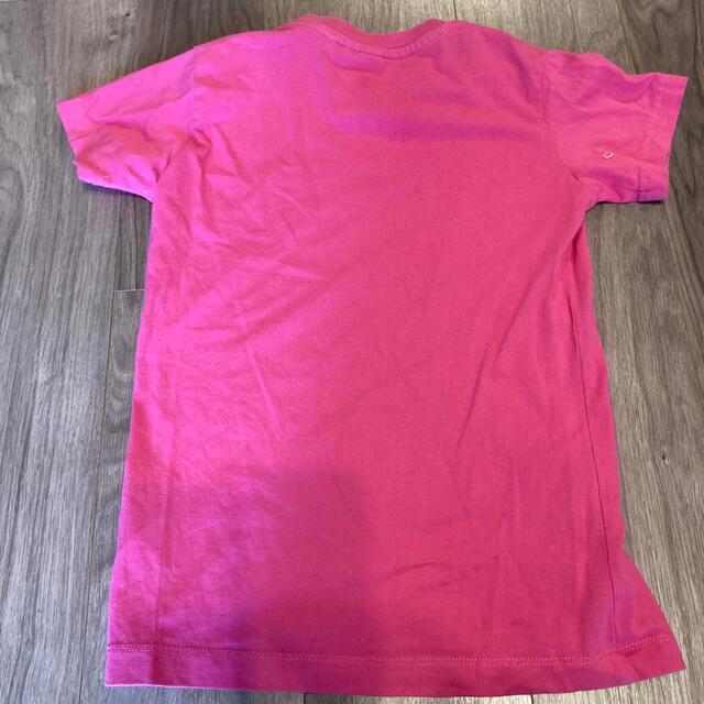 FILA(フィラ)のフィラ ピンクシャツ150 キッズ/ベビー/マタニティのキッズ服女の子用(90cm~)(Tシャツ/カットソー)の商品写真