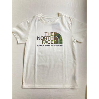 THE NORTH FACE - THE NORTH FACE ノースフェイス ロゴ Tシャツ  150cm