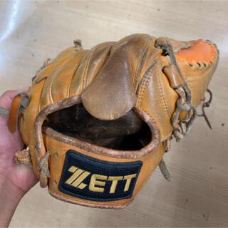ZETT - ゼット プロステイタス 軟式 投手 ピッチャー  ZETT グローブ 即戦力