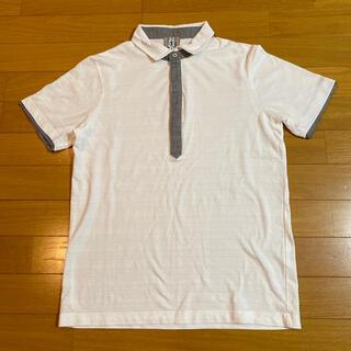 ティーケー(TK)のTK メンズ ポロシャツ Mサイズ(ポロシャツ)