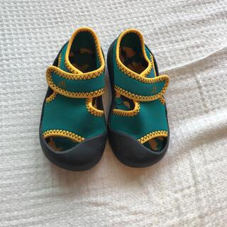 アディダス(adidas)の【adidas】サンダル 13.0cm(サンダル)