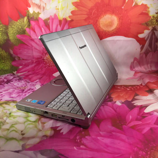Panasonic(パナソニック)の(A1219)Panasonic/ノートパソコン本体/SSD/office/美品 スマホ/家電/カメラのPC/タブレット(ノートPC)の商品写真