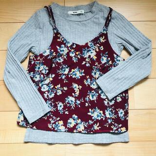 エムピーエス(MPS)の子供服120cm(Tシャツ/カットソー)
