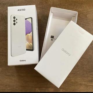 Galaxy - GALAXY A32 White 64G