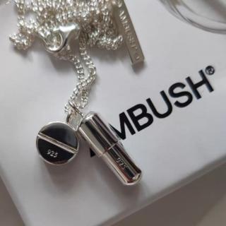 AMBUSH - Ambush Pill Pendant Necklace